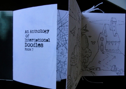 An Anthology of International Doodles Cheryl Penn An Encyclopedia of Everything 2