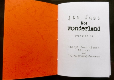 Its Just not Wonderland Cheryl Penn:TICTAC An Encyclopedia of Everything
