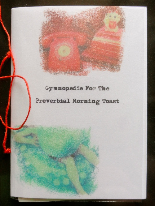 Gymnopedie For The Proverbial Early Morning Toast - Marie Wintzer (Japan).  An Encyclopedia of Everything - The Expanded Version.