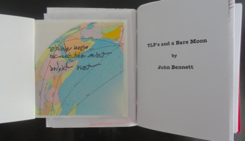 John Bennett. TLP's and a Bare Moon.  An Encyclopedia of Everything - The Expanded Version