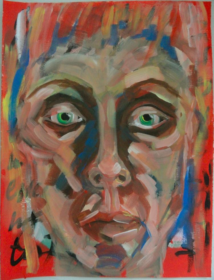Cheryl Penn Painting 3