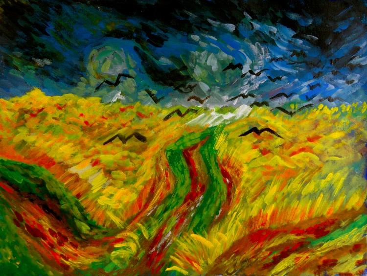 Vincent Van Gogh Cheryl Penn