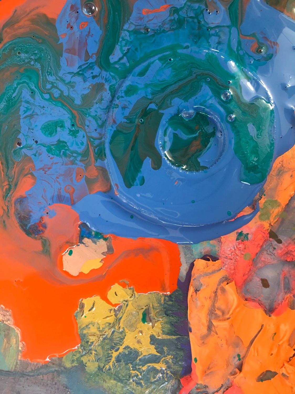 Cheryl Penn Langauge Painting/Visual Poetry
